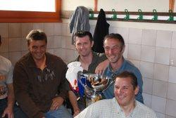 USC Vainqueur Coupe de Cornouaille Mai 2009 - UNION SPORTIVE CLOHARSIENNE