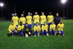 seniors 3 07 10 2018 - U.S. Issoire Football