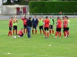 ALBERT US - USLC A : 8 - 3 - Union Sportive de Lignières-Châtelain