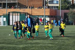 U8 - Tous ensemble - Union Sportive de Mandelieu la Napoule Football