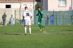 USO (D1) / Castelnau-le-Lez Le Crès FC (R1) (Coupe de France, 5ème Tour, 1-2) - 18 octobre 2020 - UNION SPORTIVE OLYMPIQUE FLORENSAC PINET