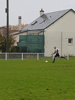 Départemental 2: USPJ (2) - Beaumont en Véron - Union Sportive Portugaise de Joué