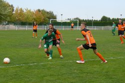 CRISSEY 1 -  USSM 1    = 5-0 - Union Sportive San Martinoise ( USSM )