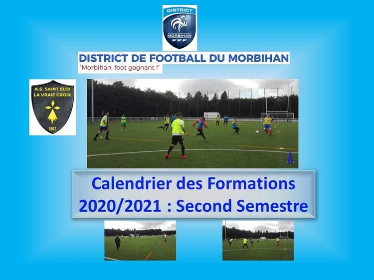 Actualité   INFOS DISTRICT : CALENDRIER DES   club Football AS