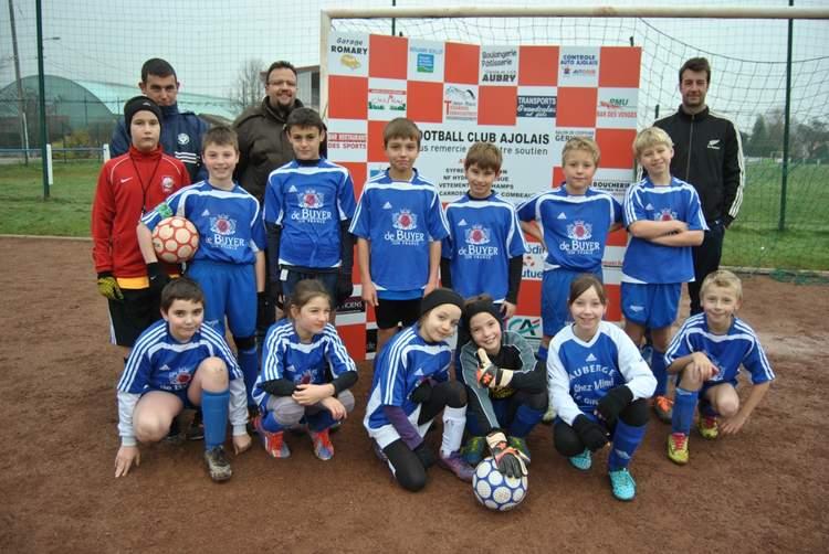 FC LE VAL D'AJOL - U11