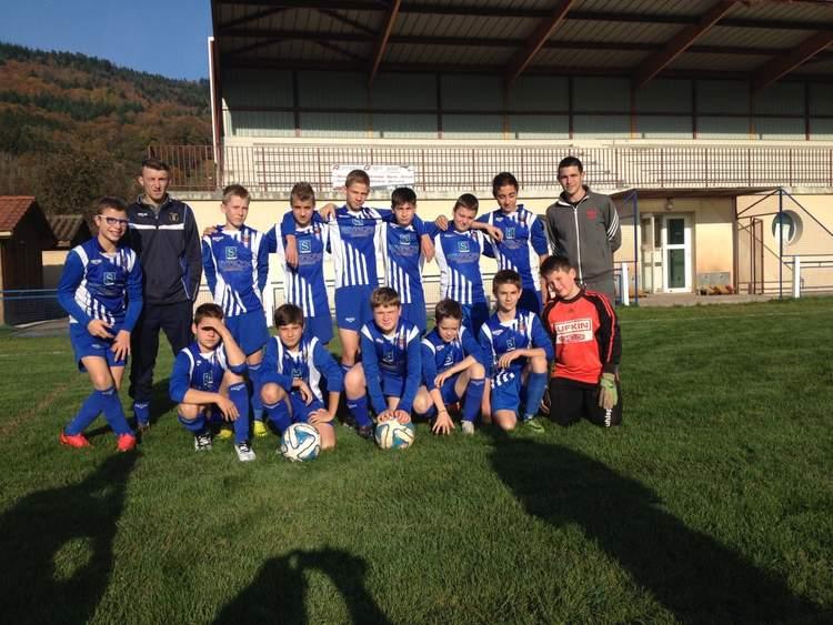 FC LE VAL D'AJOL - U15