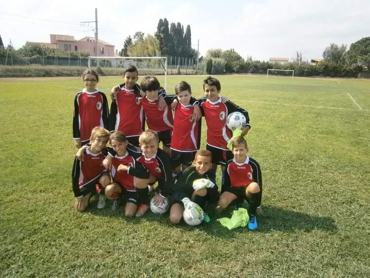 FC DE LA TET     13 ANS