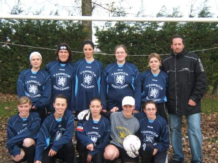 FC MORIN  féminine