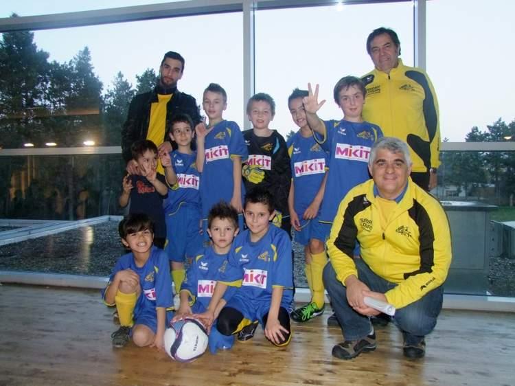 U11 FC Roderen