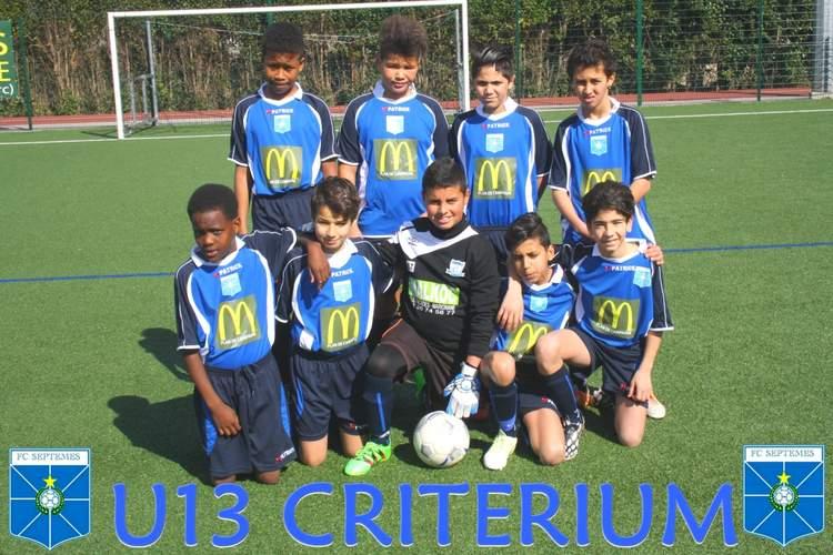 u13 criterium