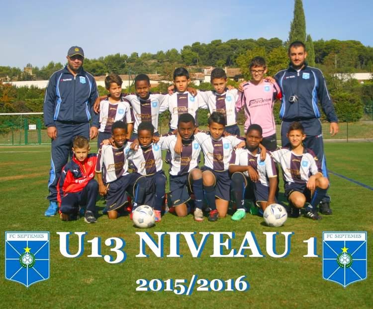 U13 FC SEPTEMES 2