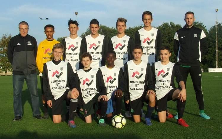 Ligugé/Smarves/Iteuil/St Benoit/Fontaine 3    U17/U18