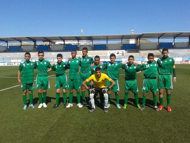 Mouloudia Club d'Oujda (MAROC)