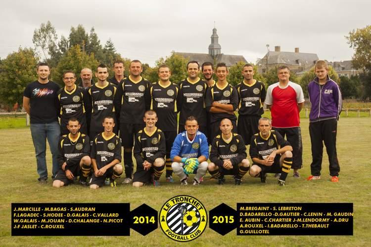 Le Tronchet-Tressé F.C 1