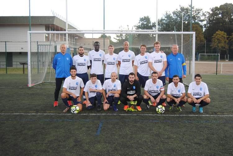 Séniors A  MAISONS-LAFFITTE FOOTBALL CLUB