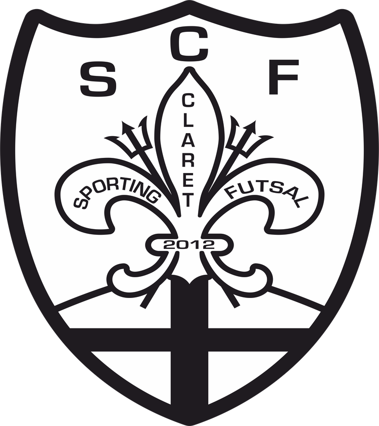 Sporting Claret Futsal.