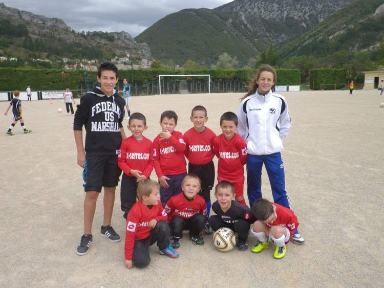 SPORTING CLUB SERROIS U 7