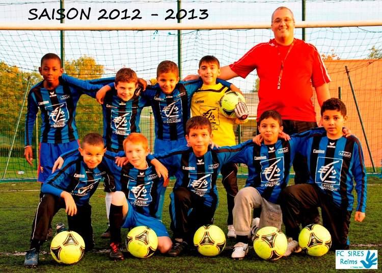 REIMS FC SIRES 3