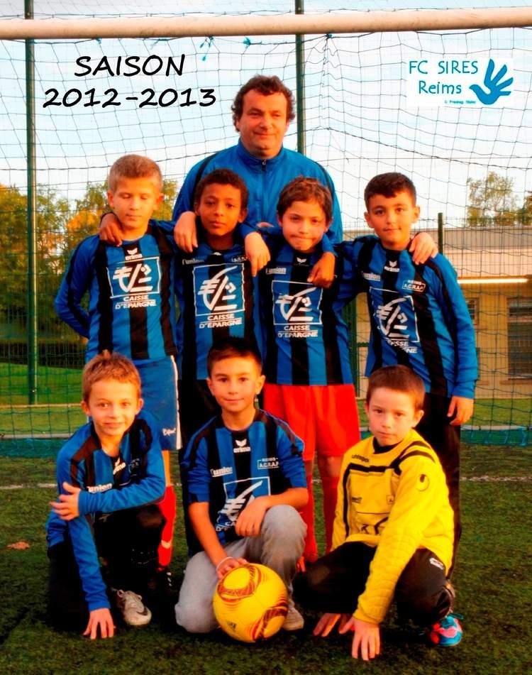 REIMS FC SIRES 2