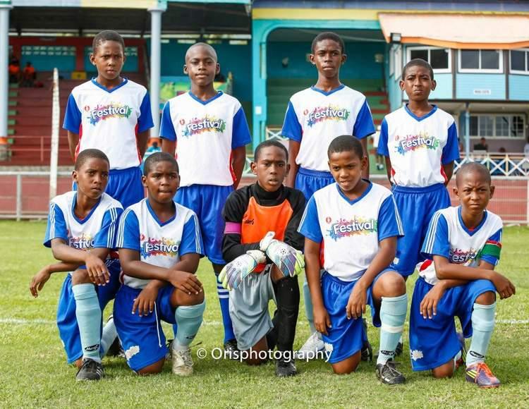 System 3 u-15 team