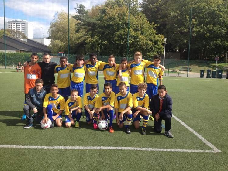 Folclo Lorient U15
