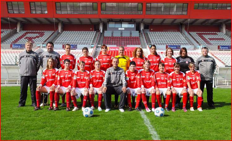 FC ROUEN 1899 (Séniors / U19F)