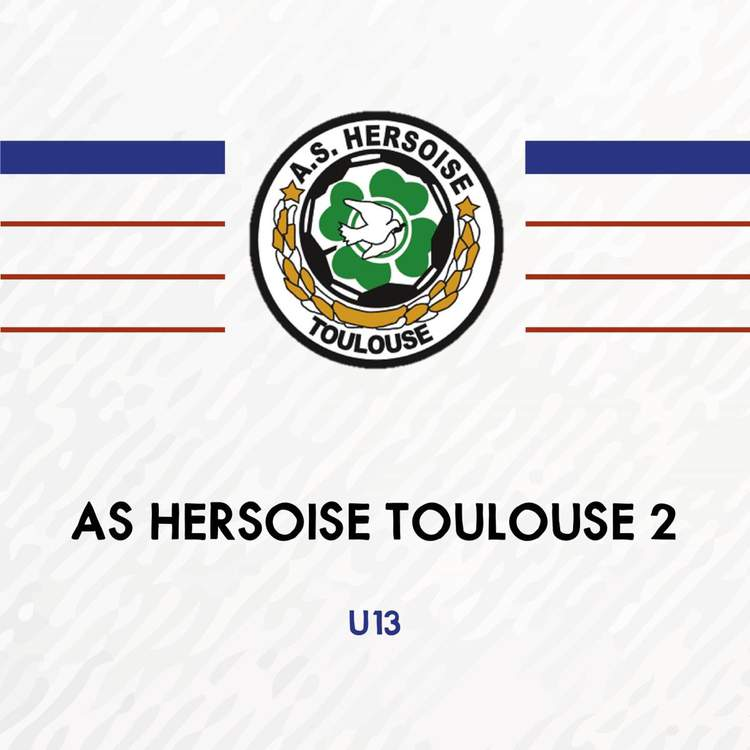 U13 - AS HERSOISE TOULOUSE 2