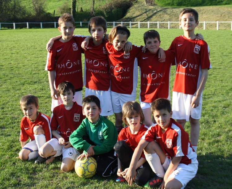 U11 US Beaujolaise (69)
