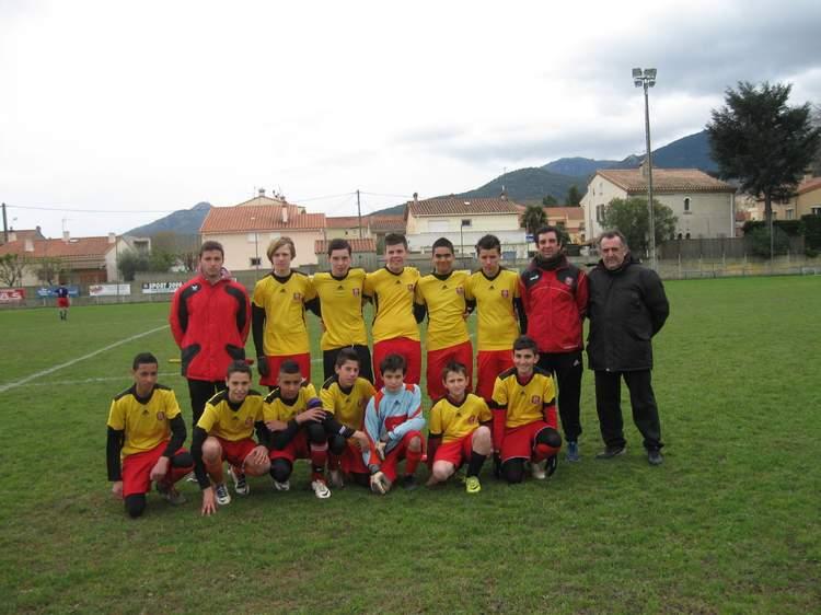 U15 FC Albères Argelés (66)