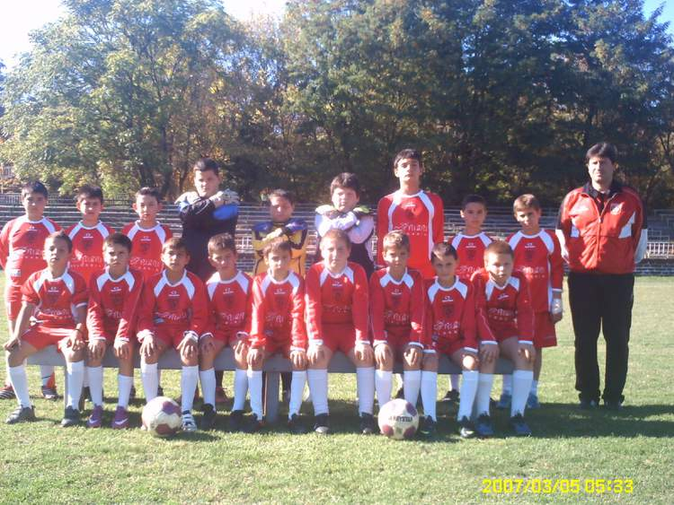U11 FC Mesta (Bulgarie)