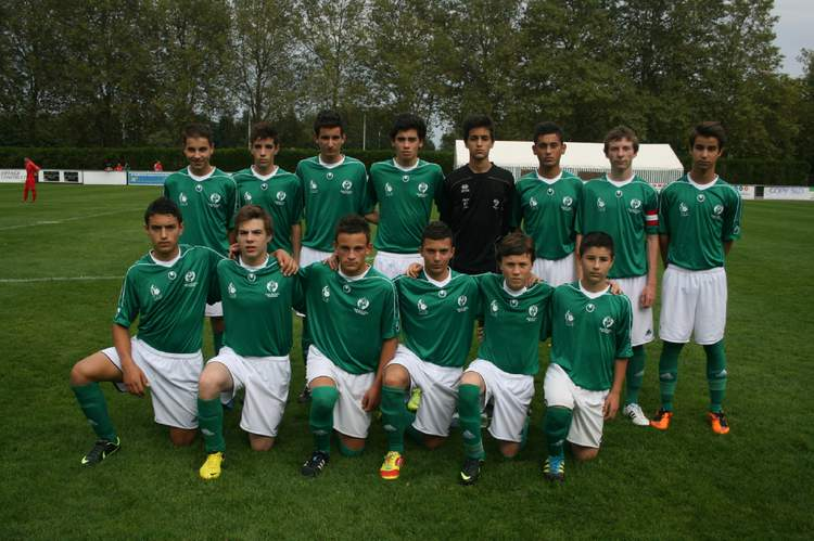 SO ROMORANTIN - U15