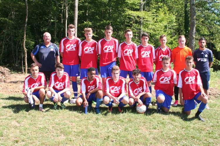 US LE POINCONNET U17 ( 36 )