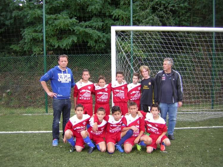 Us L'Horme U13 Excellence