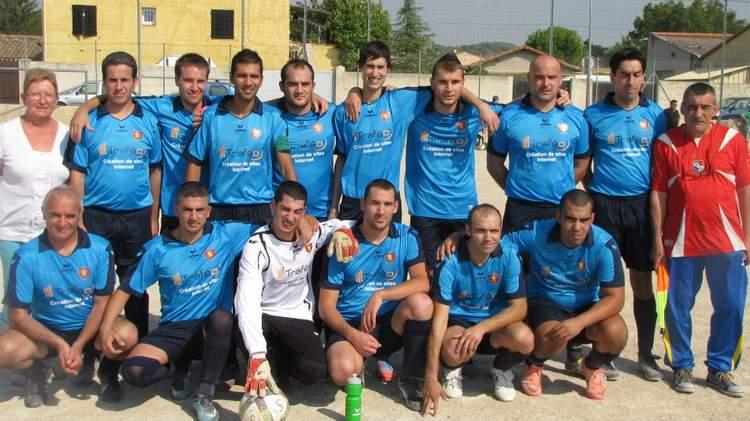 Equipe 1 d'Ansouis