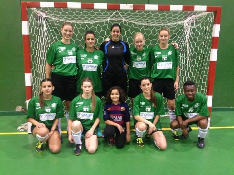 Villeneuve Futsal Club Féminines