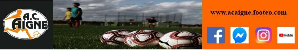 A.C. Aigné : site officiel du club de foot de AIGNE - footeo