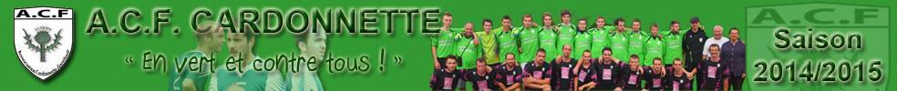 A.Cardonnette Football : site officiel du club de foot de Cardonnette - footeo