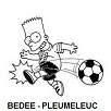 U13 - BEDEE - PLEUMELEUC