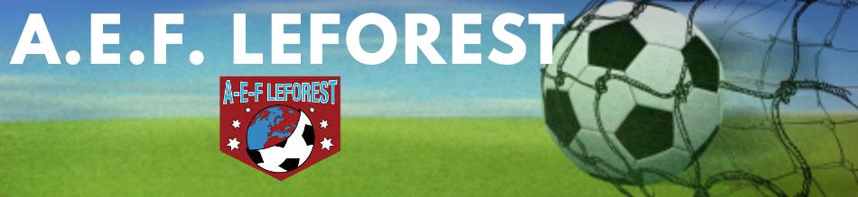 Anciens Elèves Football de Leforest : site officiel du club de foot de LEFOREST - footeo