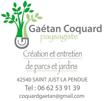 Gaetan Coquard Paysagiste Club Football Af81 Saint Just La Pendue
