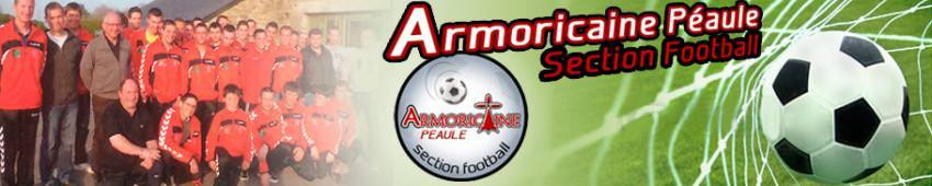 ARMORICAINE PEAULE : site officiel du club de foot de PEAULE - footeo