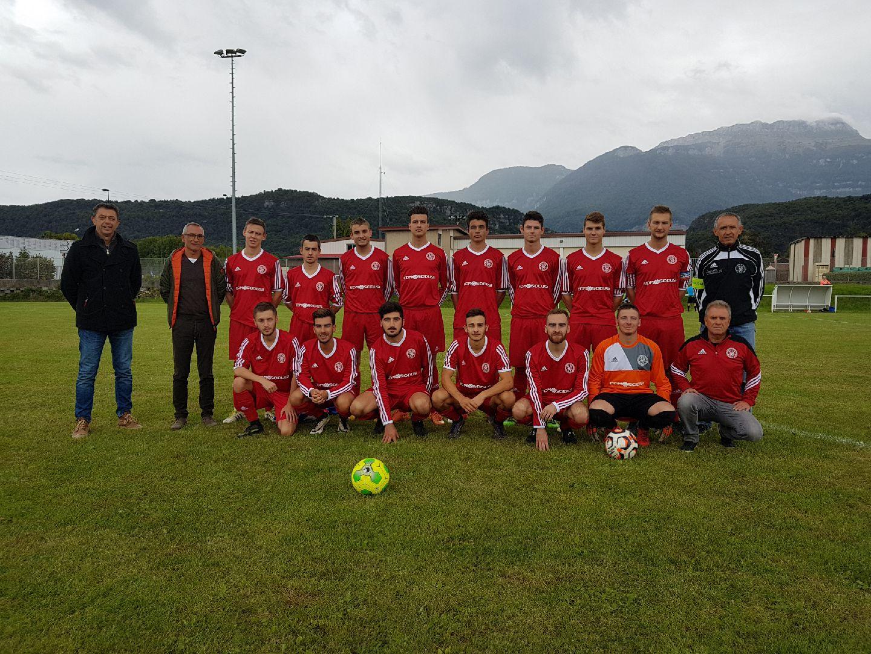 Equipe Séniors - 09.2017