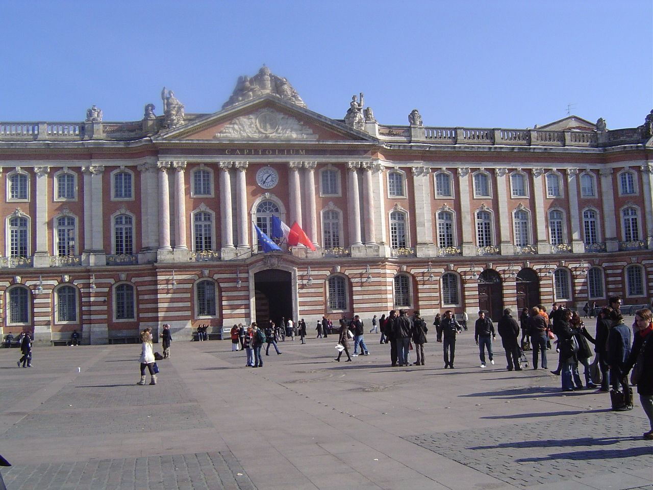 capitol toulouse