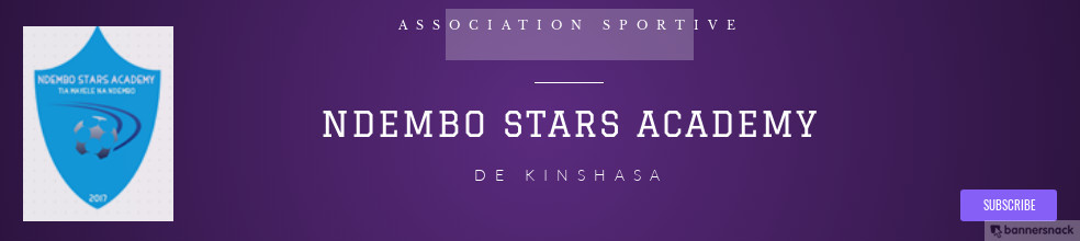 NDEMBO STARS ACADEMY : site officiel du club de foot de kinshasa - footeo