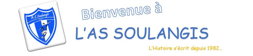 AS.SOULANGIS : site officiel du club de foot de Soulangis - footeo