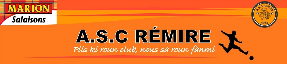 ASSOCIATION SPORTIVE ET CULTURELLE DE REMIRE : site officiel du club de foot de REMIRE MONTJOLY - footeo