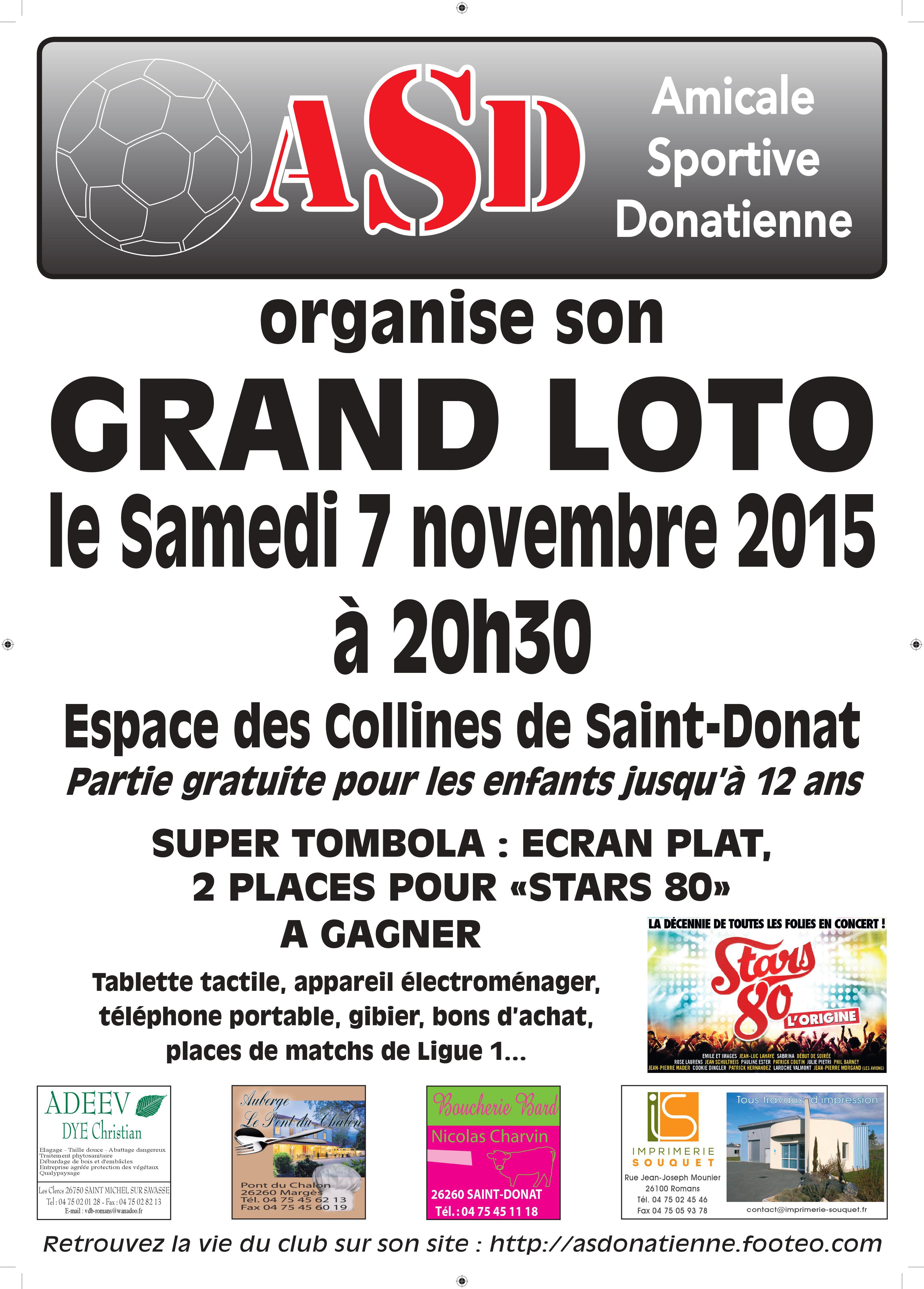 Grand Loto 2015