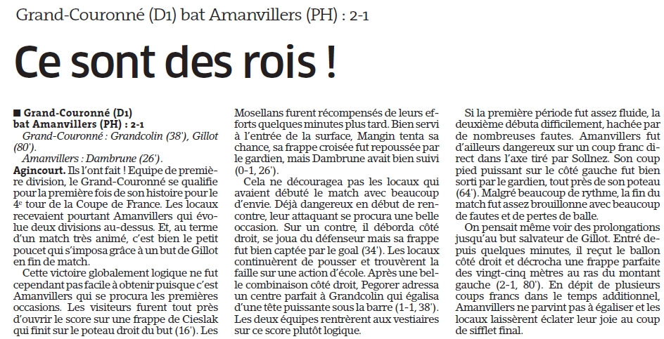 ASGC-Amanvillers