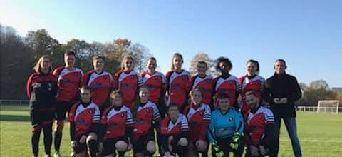 Association Sportive Gestel Feminine : site officiel du club de foot de QUEVEN - footeo