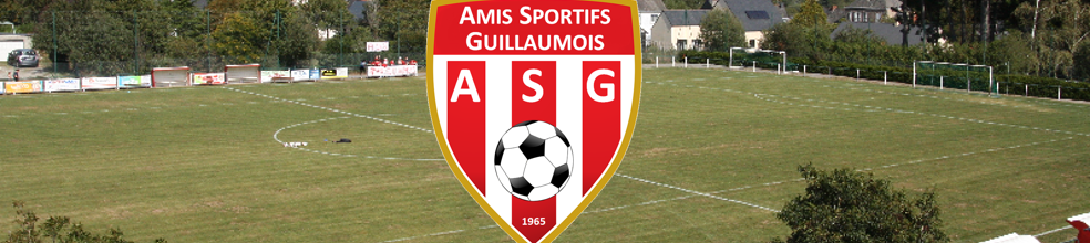 ASG Football - Amis Sportifs Guillaumois : site officiel du club de foot de PONTCHATEAU - footeo